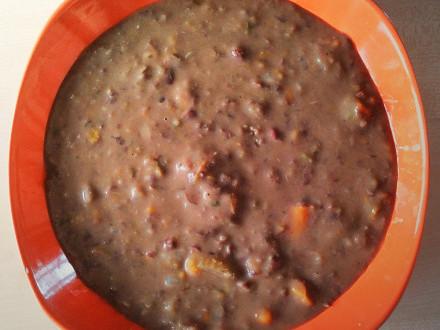Foto de Kostarika fazeola supo