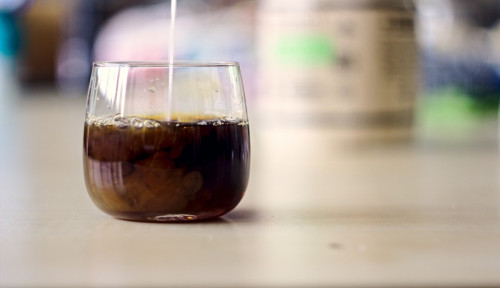 Malvarmfarita kafo